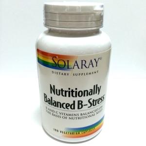 nutritionally balance bstress
