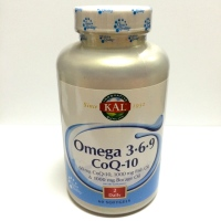 omega 3,6,9 CoQ10 kal