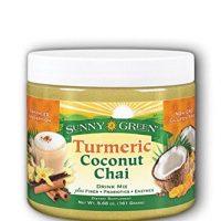 turmeric coconut chai